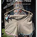 洋裁 clothes / pants