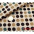 布料素材選擇:棉布/棉麻混紡布/節紗布