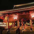 夏季淺草寺