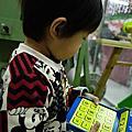 104/01/02 彰化鹿港。玻璃博物館/玻璃廟 & 緞帶王觀光工廠