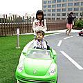 104/04/11~04/12 台南。cozzi和逸(親子飯店)