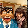 一個人遊東京第四天築地、龜有玩耍去 2012.03.21