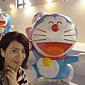 沒去香港之在台灣也要看小叮噹100年特展 2013.02.18