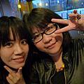 和恕榕去東區作田家吃串燒 2009.10.31
