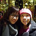 和麗珠去吃京站的N.Y.Begal 2010.02.19