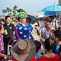 2009東石漁人碼頭海之夏祭MO MO家族工作人員擋不住我的熱情啦~(二)98-08-01
