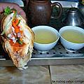 海佃路一段的越南法國麵包