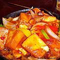 竟然離我們最近的桶仔雞餐廳在這裡~古早味海鮮碳烤~99-08-01