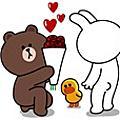 2014.1.27 LINE FRIENDS 互動樂園