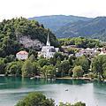斯洛維尼亞 - 布雷德湖 Bled Lake, Slovenia