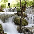 克羅埃西亞之二 - 十六湖國家公園  Plitvice N. P., Croatia