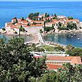 黑山共和國之二 - 布德瓦、公主島  Budva & Sveti Stefan, Montenegro