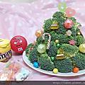 新奇KUSO桌上型聖誕樹DIY