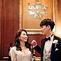 [婚攝] Steven & Carol 台北靈糧堂教會 + 勞瑞斯牛排