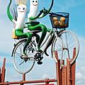 宜蘭民宿  三月三旅店    安農溪自行車道