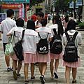 萬華國中54屆畢業典禮