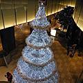台北火車站大廳聖誕樹.京站廣場聖誕樹
