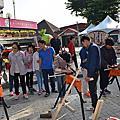 倉禾園藝工具&手座木器組盆