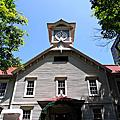 2016-6月-北海道|札幌|北菓樓、舊道廳、時計台、北海道大學