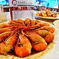 黃金海岸活蝦