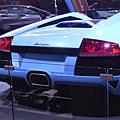 Lamborghini @ 2008底特律車展