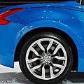 2011高雄巨蛋國際車展  - Nissan 370Z Roadster