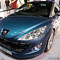 2011高雄巨蛋國際車展 -動感風格 Peugeot RCZ