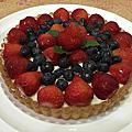 莓果乳酪塔