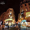 Brussel Night
