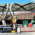 宜蘭冬;山綠舟電動船