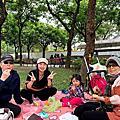 大安公園繡球花季2021