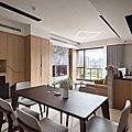 現代風 新成屋 室內24坪