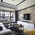 現代風  室內37坪 新成屋
