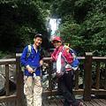 20150628烏來大刀山走內洞瀑布【台南快樂】