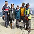 20150920單攻奇萊北峰