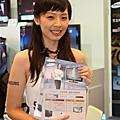 DSLR寫日記之2008台北資訊展Show girls搶先報