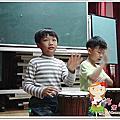 2013.4插角國小附幼非洲鼓教學