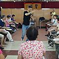 2014/7/15 看見銀髮族的擊鼓生命力