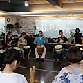 2015/5/17 台北JC非洲鼓團練