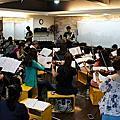 看見實驗音樂的另類組合:2015/5/17 趙偉竣的三個樂團大團練記錄~