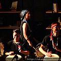 2015/11/18JC非洲鼓團-華山文創-故事別境開場表演
