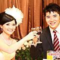 New! [09婚拍] 伯軒&雅音 - 結婚