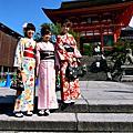 2009 京都和服體驗(清水寺)