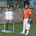 2007/02/07蒞臨育幼院指導小朋友認識棒球