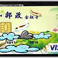 【分享】VISA 金融卡