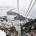 日本三景之一 天橋立