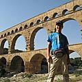 南法 Pont du Gard 嘉德水道橋