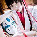 《吸血姬美夕》cosplay