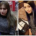 3D果凍染 色彩繽紛 不傷髮質 無名髮藝 獨家引進 2017最新流行色