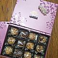 漢坊食品-臻饌堅果塔綜合12入禮盒
